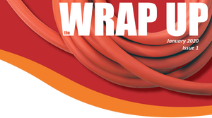 the WRAP UP Issue One