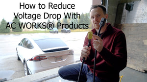How to Reduce Voltage Drop With AC WORKS® Products