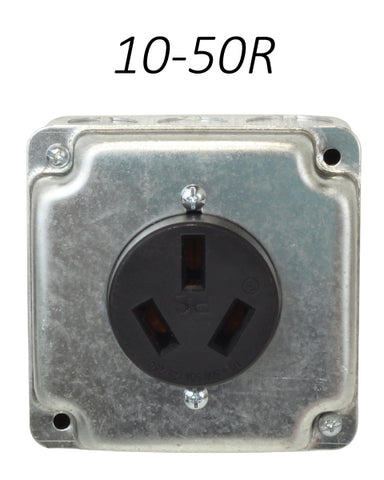 10-50R Receptacle/Outlet