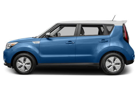 Kia Soul Ev, EV, Electric Car, Electric Vehicle, AC works, AC Works Connector