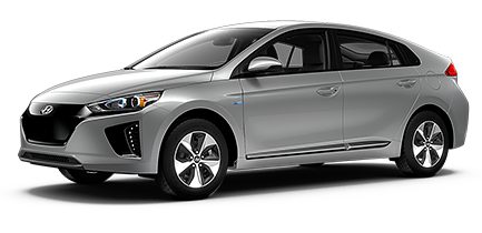 Hyundai Ioniq, electric vehicle, EV, 2017, AC Works