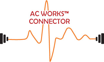 AC WORKS™ Connector Logo
