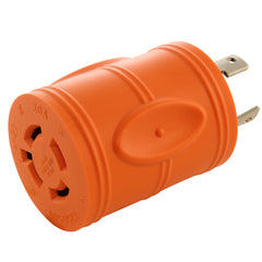 AC WORKS™ brand compact locking adapter ADL530L1420