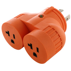 AC WORKS™ brand ADVL1430520 multi-outlet adapter