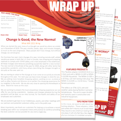 December 2020 Issue Twelve of the WRAP UP by AC WORKs®