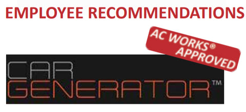 Employee Recommendation - CarGenerator