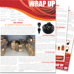 February 2020 Issue Two of the WRAP UP by AC WORKS®