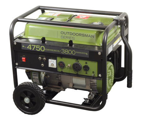 Purchasing a new Generator for your RV, AC Works, ACConnectors