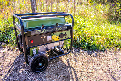 Generator to RV Power