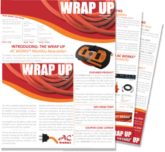 January 2020 Issue One of the WRAP UP by AC WORKS®