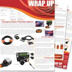 June 2020 Issue Six of the WRAP UP by AC WORKS®