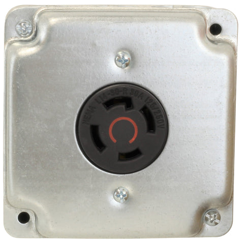 NEMA L14-30R Industrial Outlet