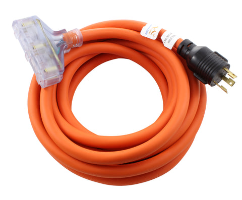 AC WORKS® brand PDU Extension Cord
