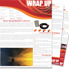 May 2020 Issue Five of the WRAP UP by AC WORKS®