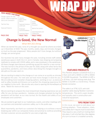 the WRAP UP Issue Twelve December 2020 by AC WORKS®