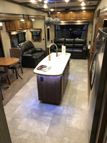 Scenic RV, RV, Camper, Camping, Glamping, AC Works, ACConnectors, Power Connections