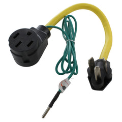 RV10301450-018 Flexible Adapter with Ground Wire