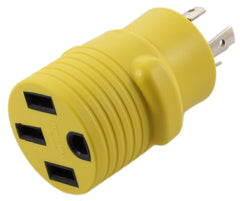 AC WORKS™ brand compact adapter