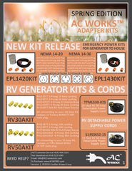 AC WORKS™ Spring Product Sheet download page 1