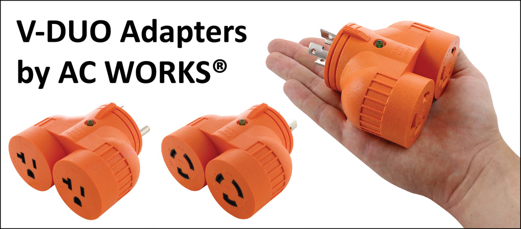 V-DUO Adapters by AC WORKS®