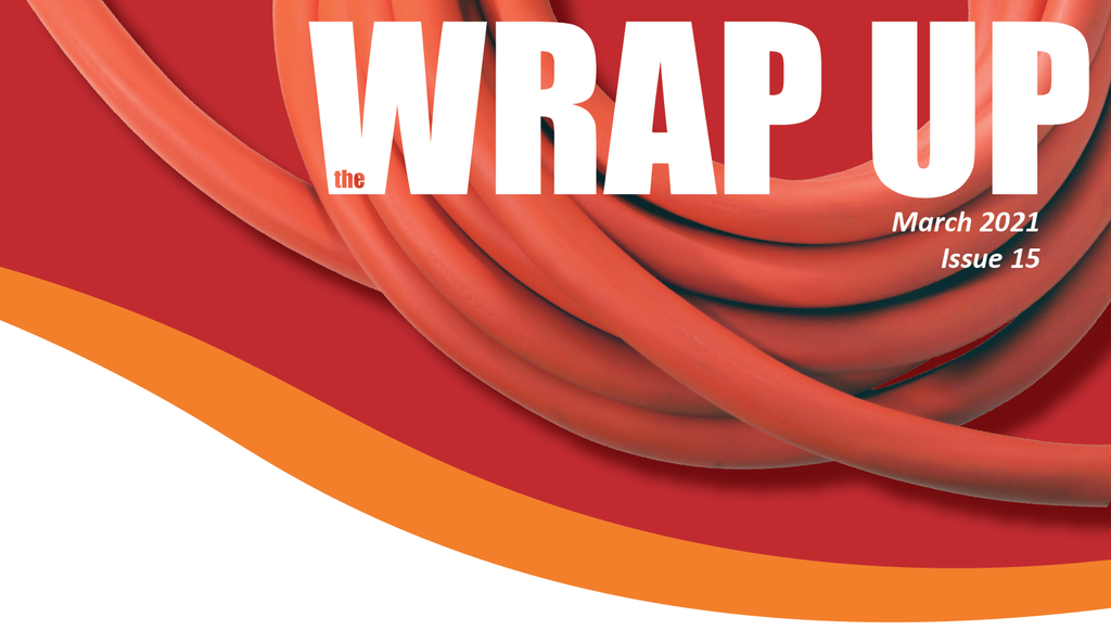 the WRAP UP Issue Sixteen by AC WORKS®