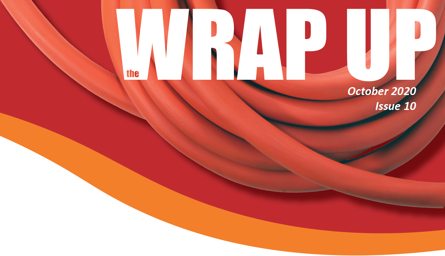 thw WRAP UP Issue Ten