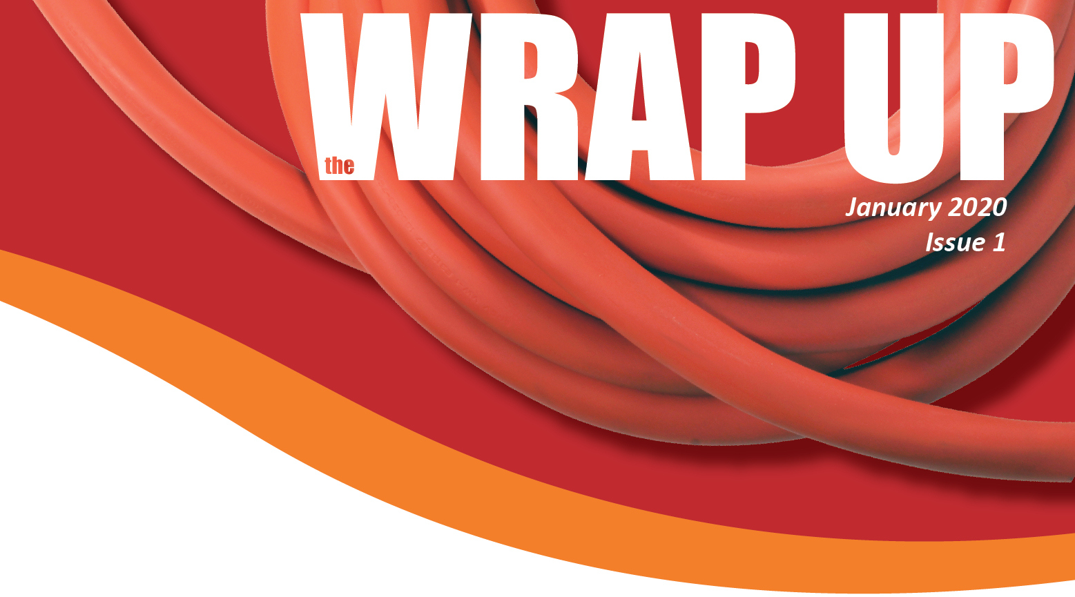 the WRAP UP Newsletter | Issue One