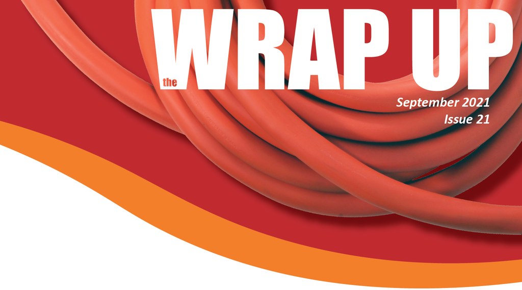 Download Issue 21 of the WRAP UP Newsletter by AC WORKS®