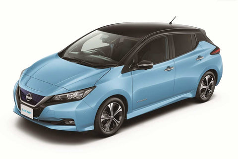 Nissan Leaf, EV, Electric Vehicle, AC Works, ACConnectors