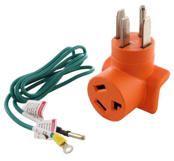 AC WORKS, AC Connectors, dryer adapter