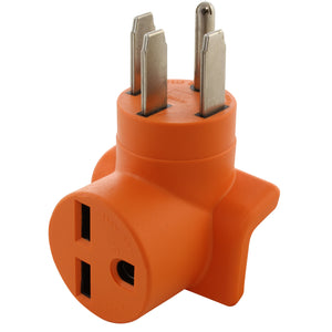 AC WORKS compact orange adapter, compact commercial HVAC adapter