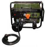 generator to EV extension cord, generator to dryer extension cord, generator to 1430 inlet