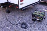 AC Works, AC Connectors, RV power adapter, generator to RV power