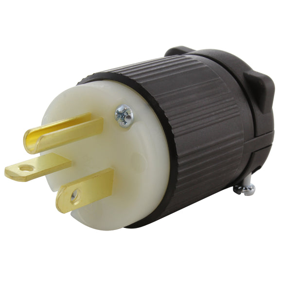 AC WORKS brand wiring device, DIY plug, DIY plug, plug assembly