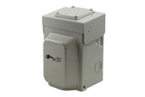 AC Works, AC Connectors, inlet box, transfer switch inlet box