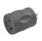 AC Works, EV charging adapter, locking adapter
