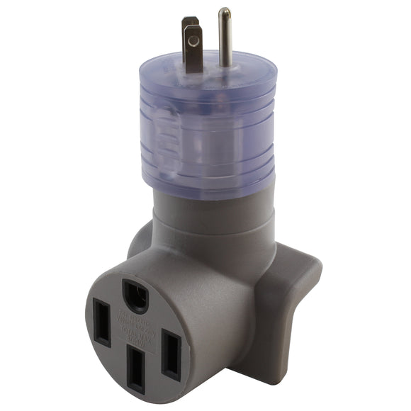 EV charging adapter, household electrical vehicle charging adapter, AC Works, AC Connectors
