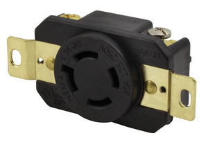 AC Works, replacement receptacle, replacement outlet, generator receptacle, warehouse receptacle