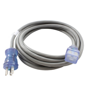 AC WORKS Brand hospital grade power cord