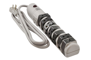 AC Works Brand, AC Connectors, surge protector, power strip