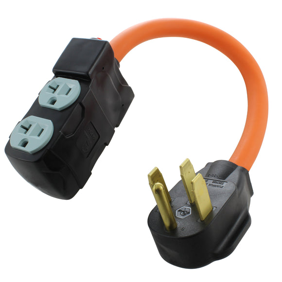 AC WORKS brand protective adapter