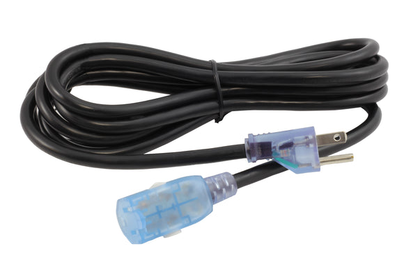 AC Works Brand, AC Connectors, outdoor extension cord, locking extension cord