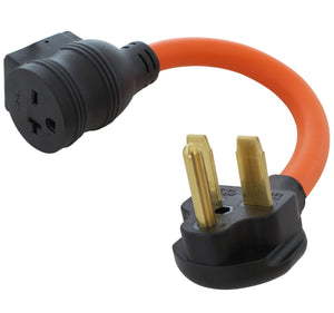 commercial HVAC to t-blade adapter for 250 volt power