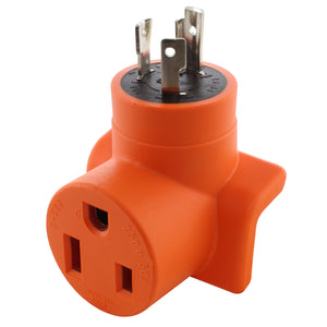 welding 90 degree adapter, orange adapter, locking adapter, right angle adapter, compact adapter