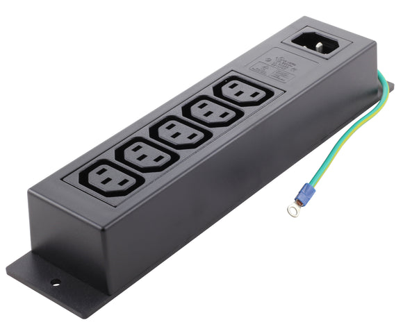 AC Works, AC Connectors, Sheet F power strip, IT power strip