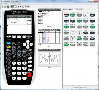Software Texas Instruments TI Smartview CE