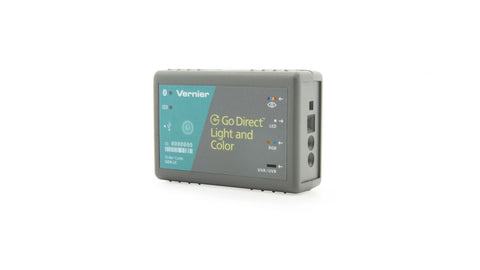 Vernier Sensor de Luz y Color Go Direct - AlmacenEducativo.com
