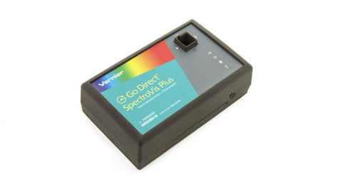 Vernier Espectrofotometro Go-Direct - AlmacenEducativo.com