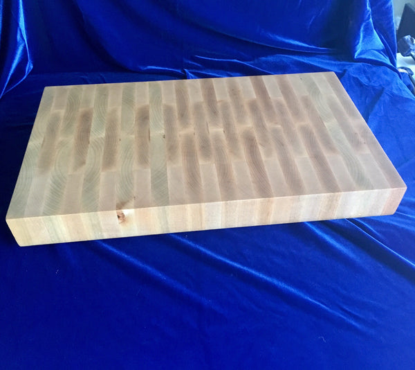 Board #15: Thick End-grain Maple Cutting Board
