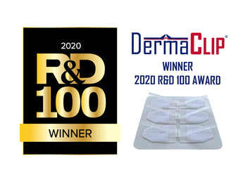 DermaClip Wins 2020 R&D 100 Award for Innovation